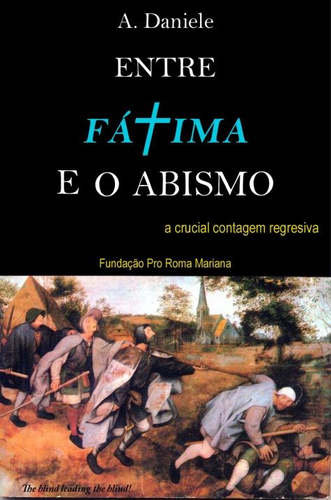 Guias Cegos - Capa do Livro Entre Fátima e o Abismo