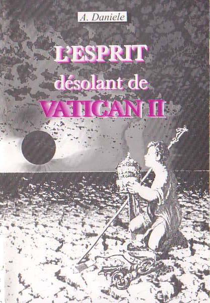L'Esprit désolant de Vatican II