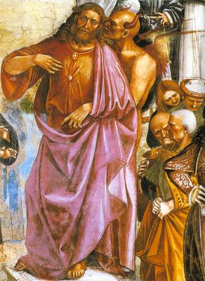 El Anticristo de Luca Signorelli