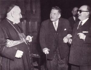 Roncalli o papa bom, homenageado pelos maçons.