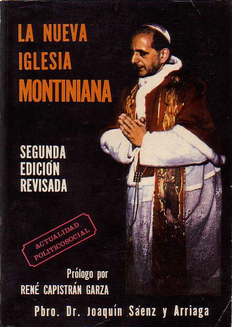 La Nueva Iglesia Montiniana