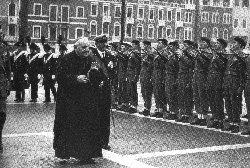 1958 Roncalli vai ao Conclave
