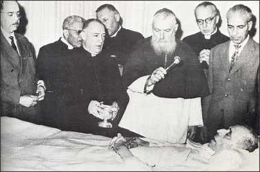 Morte de Pio XII