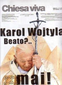 Capa Revista Chiesa Viva
