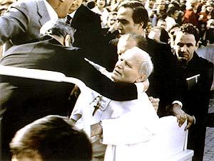 Atentado a João Paulo II em 1981