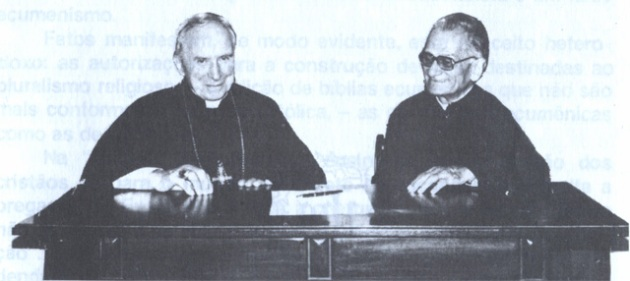 Dom Lefebvre e Dom Mayer