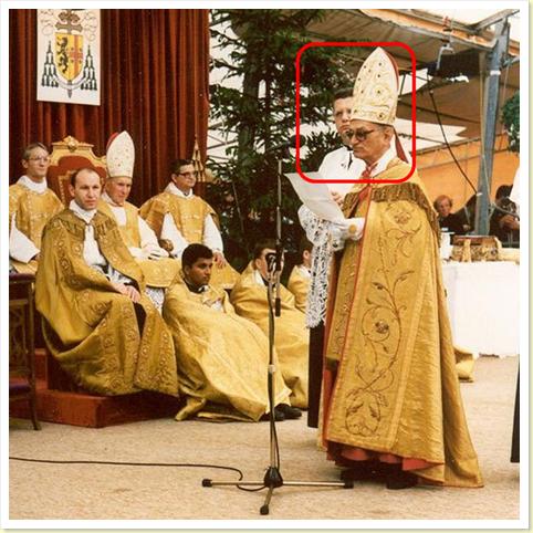 D. Mayer e Padre Rifan