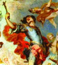 Imagem de Santo Hermenegildo