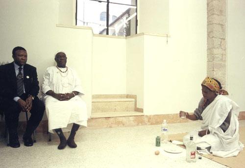 Religião Tradicional Africana. Macumba? Voodu?