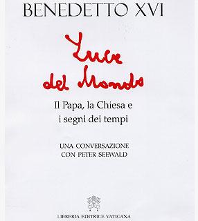 Último livro de Bento XVI