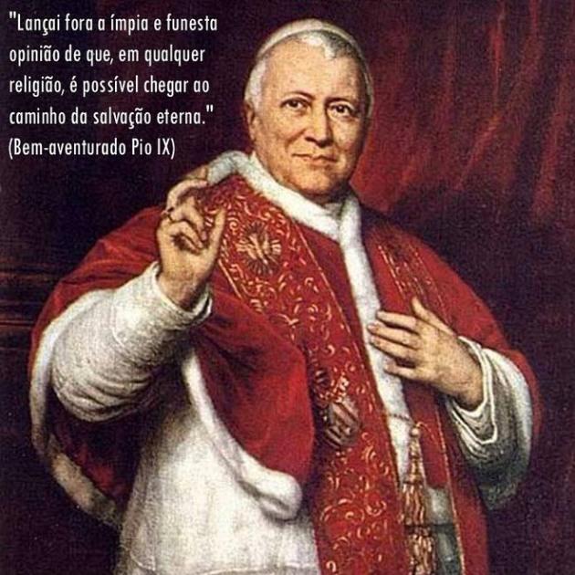 Pio IX - 255º Papa