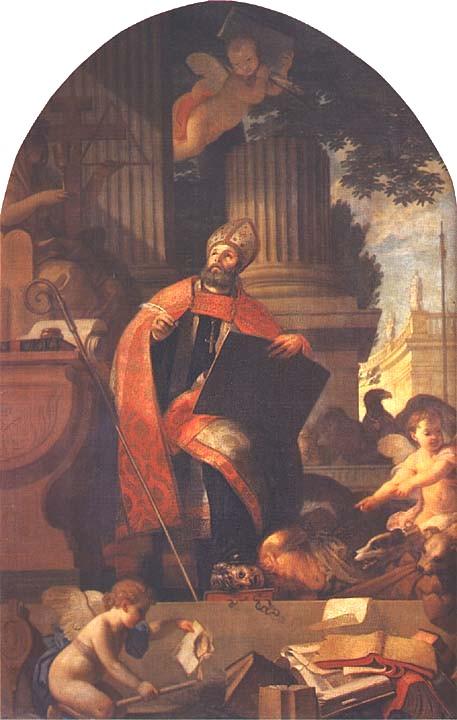 Santo Agostinho, Bispo de Hipona