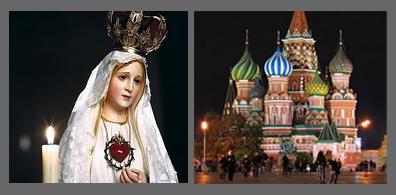 Nossa Senhrora de Fátima e a Rússia