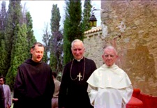 Mons. Lauriers e Mons. Lefebvre