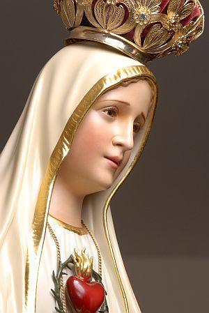 Nossa Senhora de Fátima, Imaculado Coração de Maria