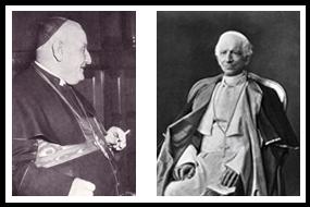 Leão XIII e João XXIII