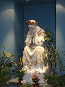 La Salette Nossa Senhora Rainha destronada