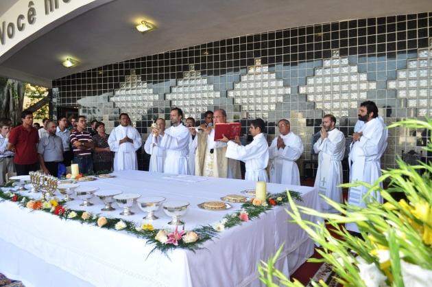 Caminho Neocatecumenal - Peregrinação Pascal - Santuário Penha - RJ