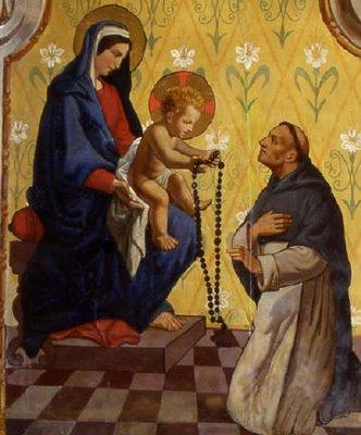 Nossa Senhora e Santo Domingos