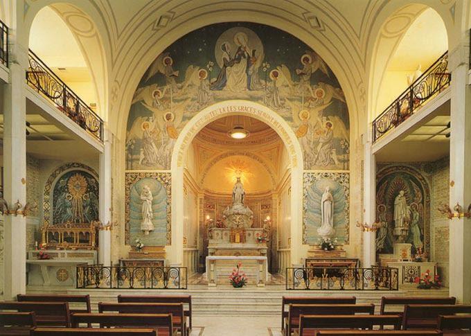 Nasceu maria sacr rio vivo do cora o de jesus pro roma mariana - Poltrona frau rue du bac ...