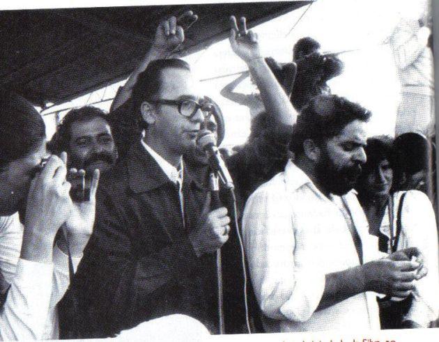 Lula e Dom Cláudio Humes
