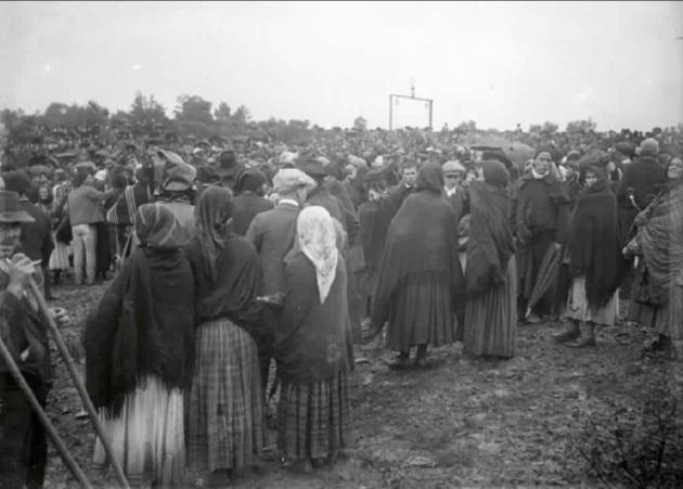 Milagre do Sol, 13 de outubro de 1917