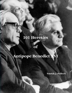 101 heresies of antipope benedict xvi