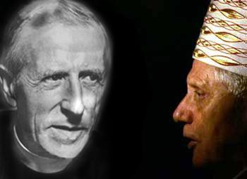 Chardin e Ratzinger