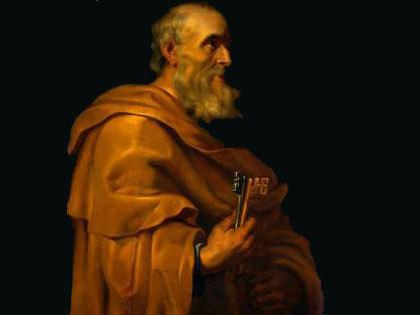 São Pedro, Primeiro Papa