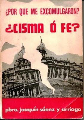 Livro Cisma ó Fe