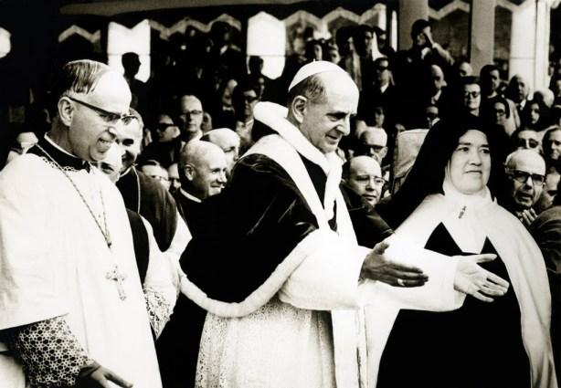 Paulo VI em Fátima