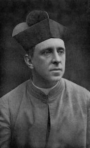 Robert H. Benson em  Outubro de 1912, aos 40 anos