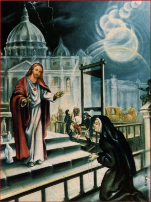 Irmã Lúcia e a Visão de agosto de 1931