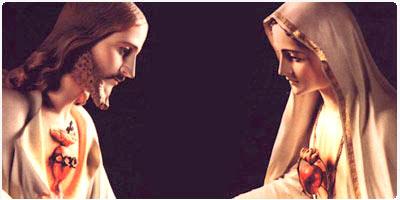 Jesus e Maria, Sagrados Corações