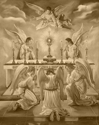 Tantum Ergo. Festa do Santíssimo Corpo do Senhor