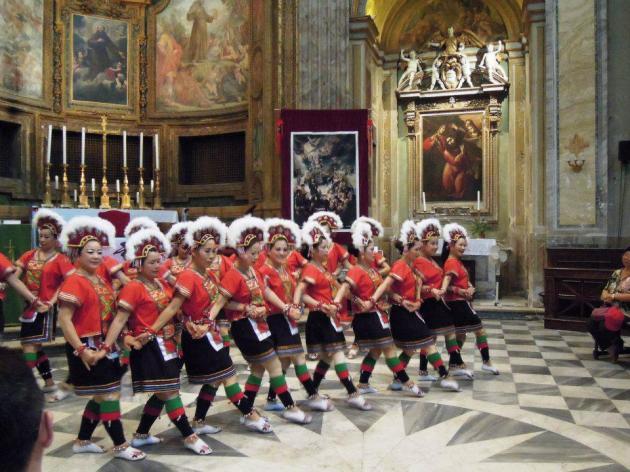 Profanação em Roma