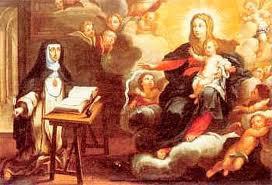 Maria de Agreda, e sua visão da Vida de MARIA SANTÍSSIMA.