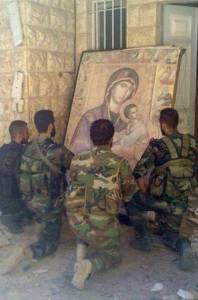Nossa Senhora na Síria