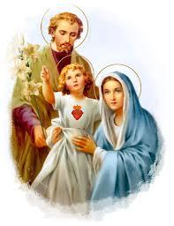 Familia do Coração divino