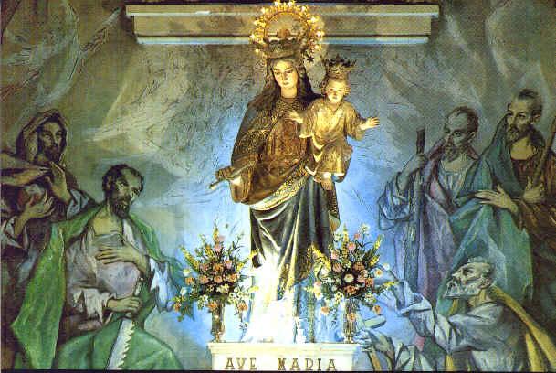 Festas Marianas Do Mês De Outubro Nossa Senhora Do: Nossa Senhora Auxiliadora, Ora Pro Nobis!