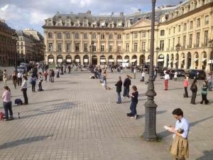1-Protesto na França católica