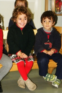 Titti recita Natale 2011