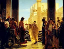 Jesus julgado