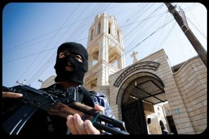 Mosul last Mass