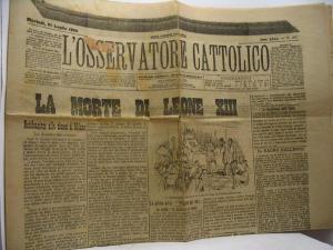 L'Osservatore Cattolico