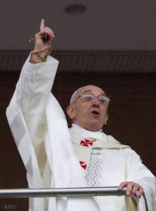 Bergoglio ramadan