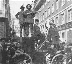 soldados republicanos