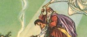X.Sacrifício Abraão