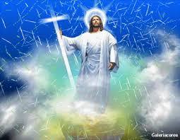 Jesus com a cruz