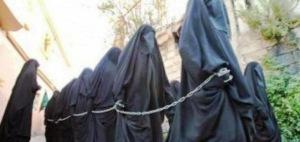 Yazidi_Escravas_Sexuais
